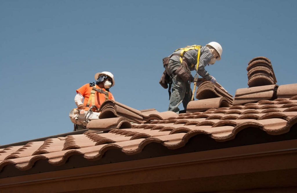 roofing contractors northampton